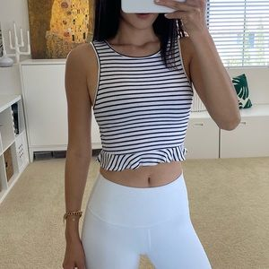 Forever 21 Stripe tank top